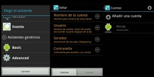 Manual Csipsimple para llevoip