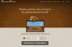 Voz ip sin restricciones con TunnelBear